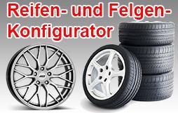Reifen- und Felgenkonfigurator