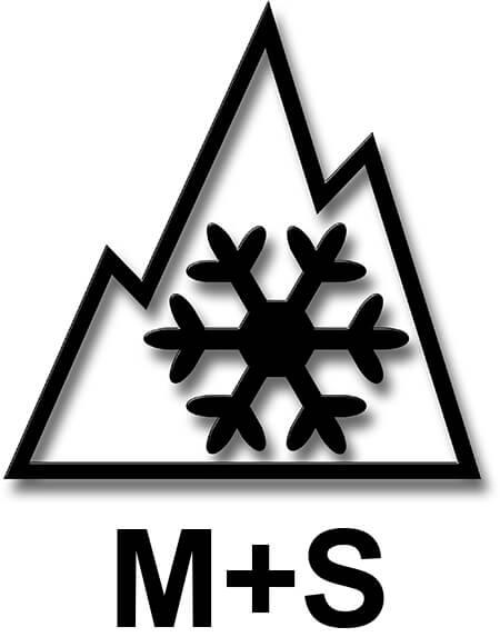 M+S Symbol